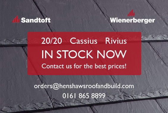 Sandtoft 20/20 / Cassius / Rivius - Contact us for the best prices