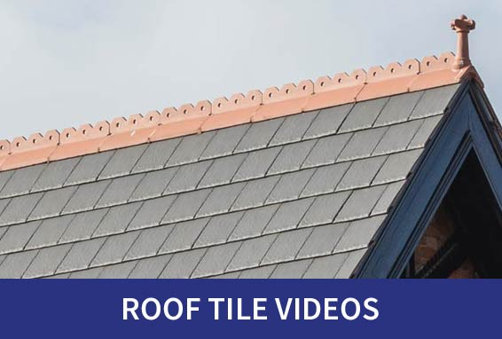 Roof tile videos
