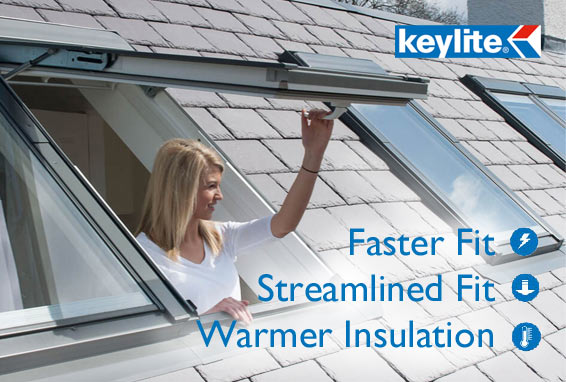 Keylite - Faster Fit - Streamlined Fit - Warmer Insulation