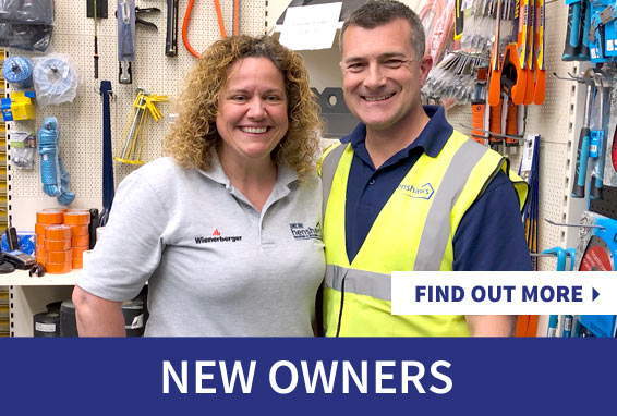 New owners - Find out more