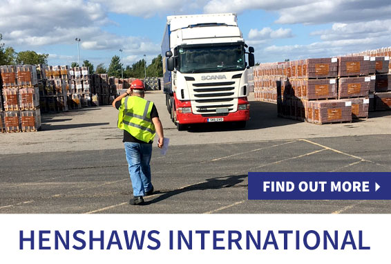 Henshaws International - Find out more