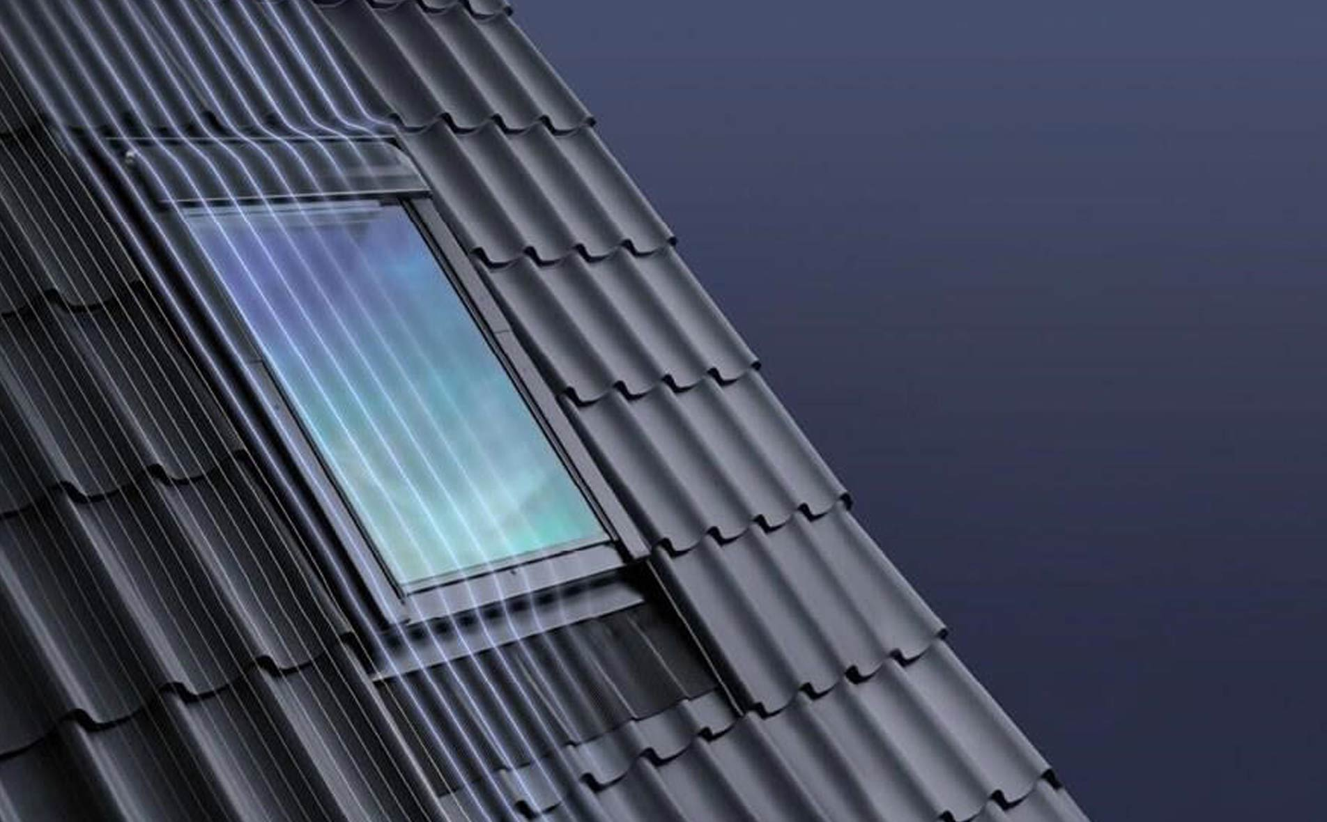 Energy Efficient roof window