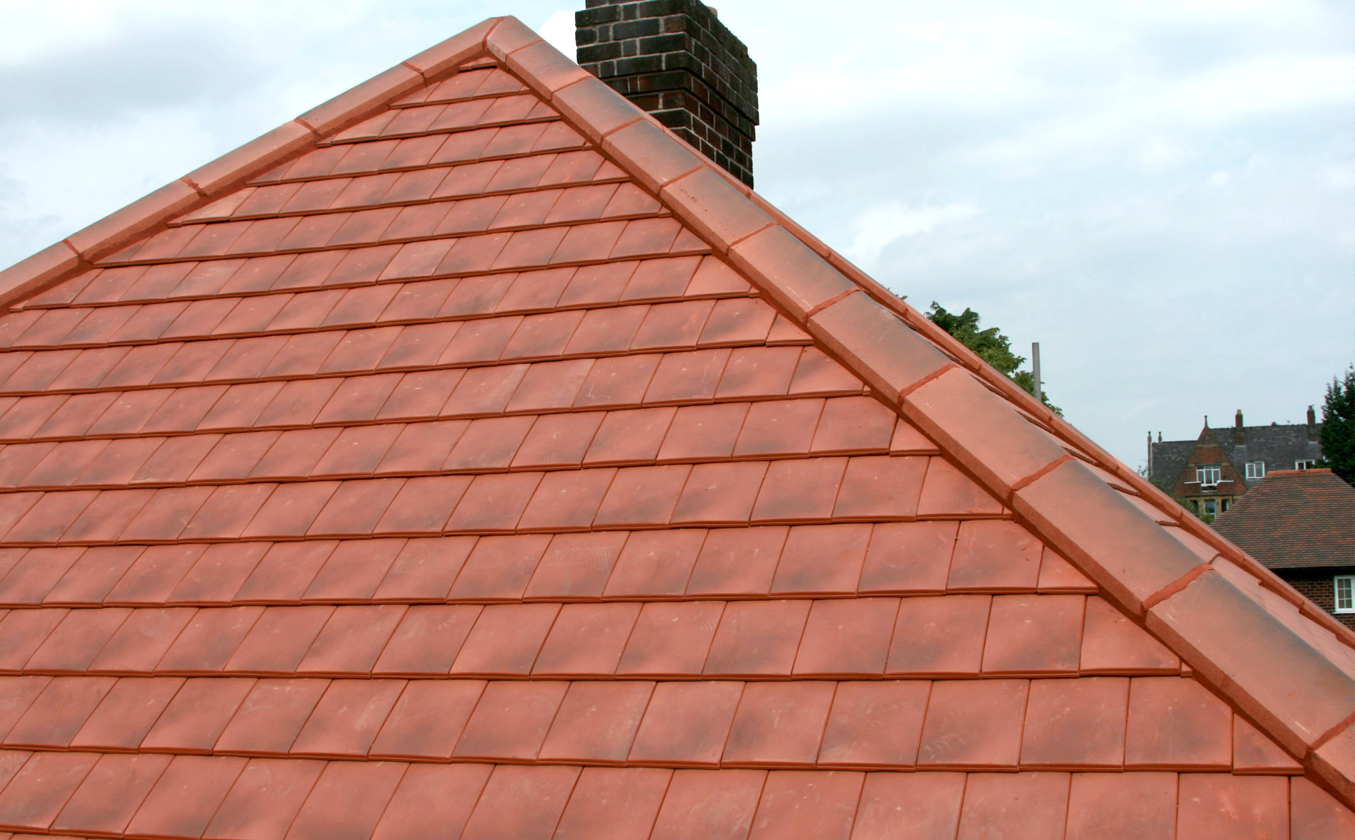 20 20 Clay Tiles Henshaws Roofing Amp Building Supplies