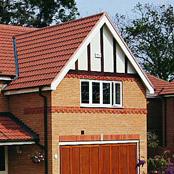 Double Roman Concrete Tiles Henshaws Roofing