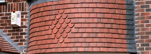 Double Pantile Concrete Tiles Henshaws Roofing